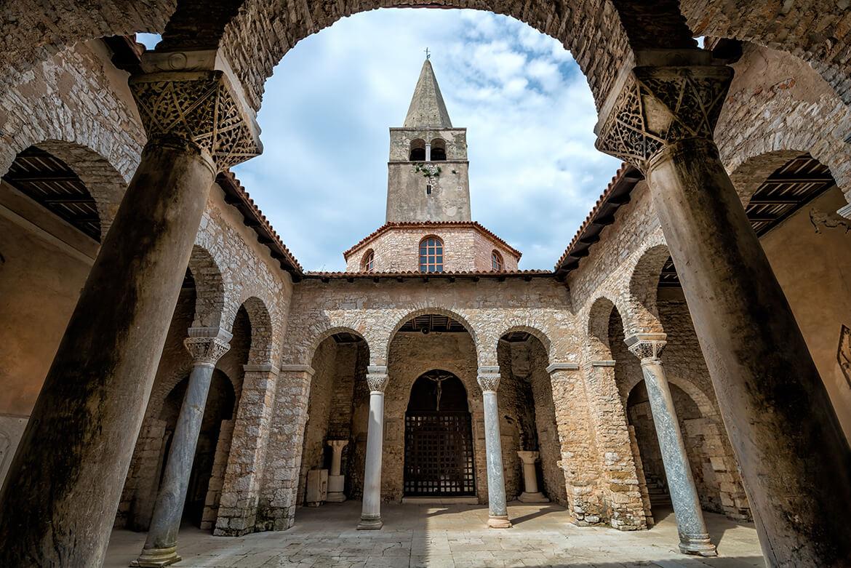 Eufraziova bazilika v Poreči