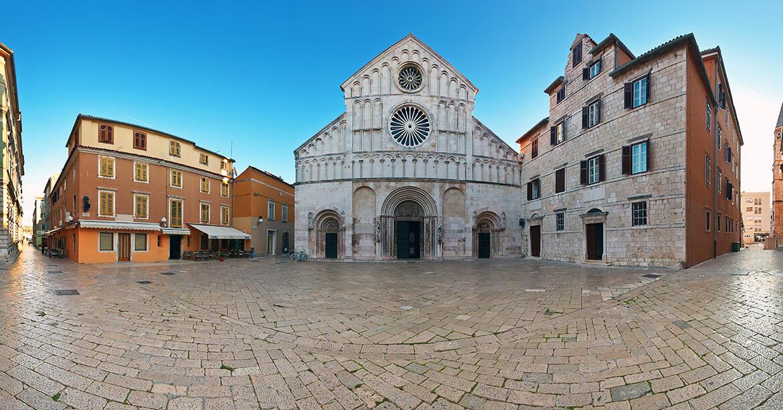 Katedrála sv. Anastázie v Zadaru