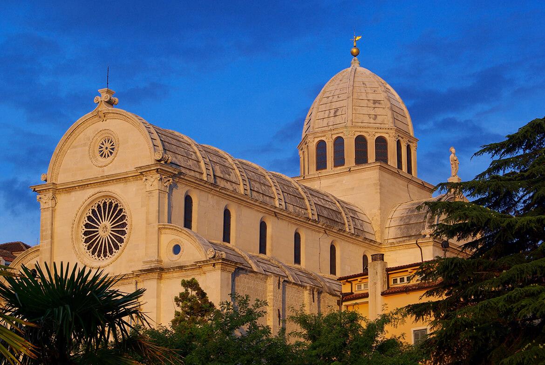 Katedrála svatého Jakuba v Šibeniku