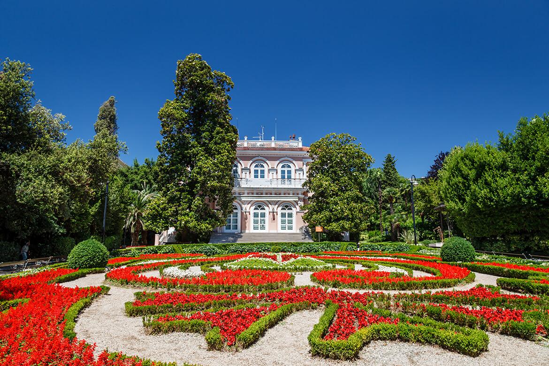 Villa Angiolina v Opatiji