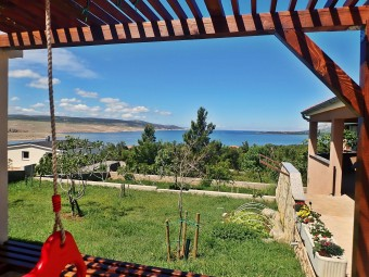 Apartmán BOREAS-with panoramic view to the sea and Velebit
