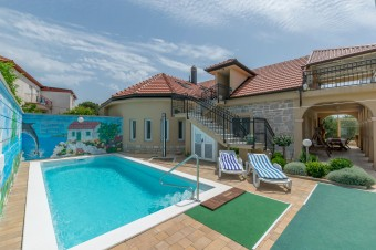 Dům Vila Rosales