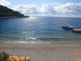 Apartmány NIL-quiet location and 30 m from pebble beach